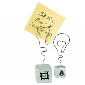 Light Bulb Note Cube for Promotion