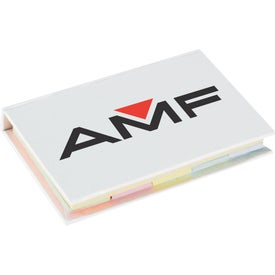 Lil Sticky Notes Book Branded with Your Logo