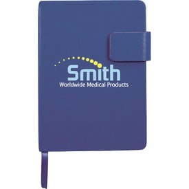 Branded Magnetic Closure Junior Notebook