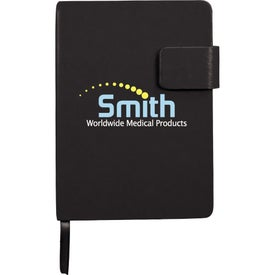 Magnetic Closure Junior Notebook for your School