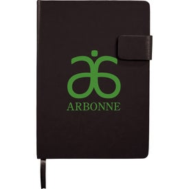 Promotional Magnetic Closure Notebook