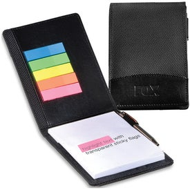Manhasset Jotter with Sticky Flags