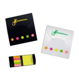 Matchbook Sticky Note Pad