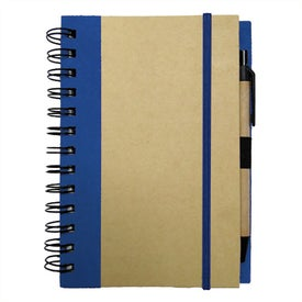 Medium Recycled Notebook for Advertising