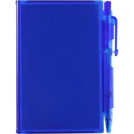 Custom Memo Notebook With Pen