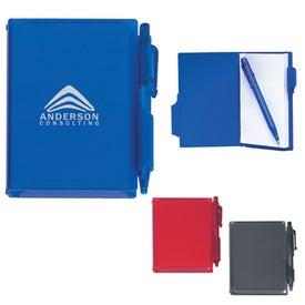 Memo Notebook With Pen