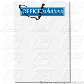 Advertising Memo Notepad