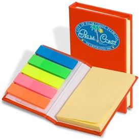 Branded Micro Sticky Book