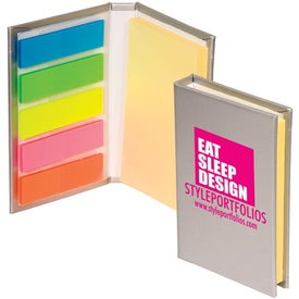 Micro Sticky Book for Advertising