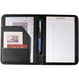 Millennium Leather Jr. Writing Pad for Customization