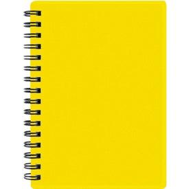 Monogrammed Mini Pocket Buddy Notebook