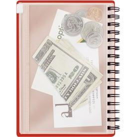 Mini Pocket Buddy Notebook for Promotion