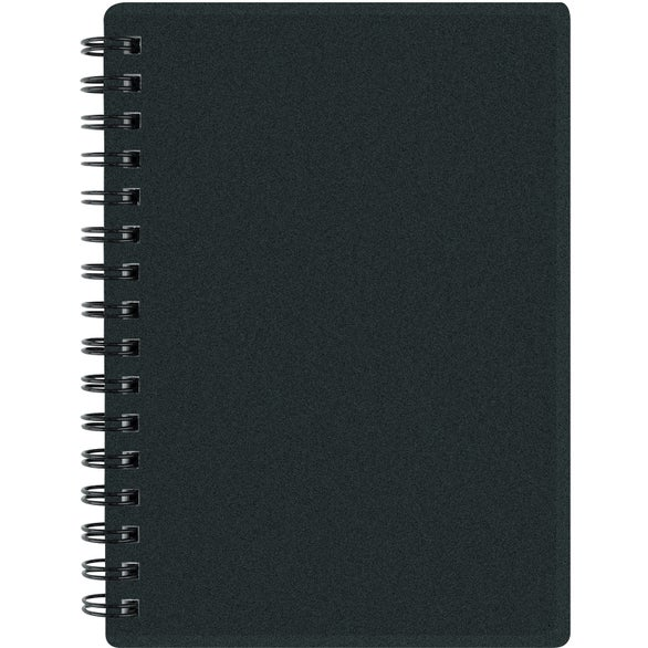 Black Mini Pocket Buddy Notebook