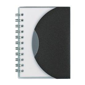 Imprinted Mini Spiral Notebook