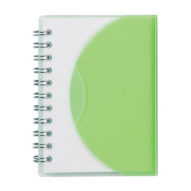 Mini Spiral Notebook with Your Logo