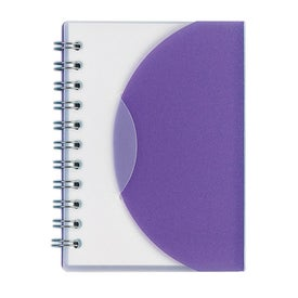 Advertising Mini Spiral Notebook