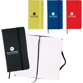 Comfort Touch Bound Journal for Marketing