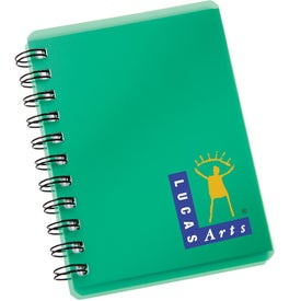 Monogrammed Multi Tasker Notebook