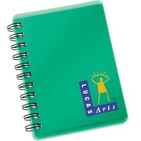 Monogrammed Multi Tasker Notebook