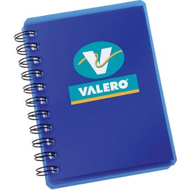 Multi Tasker Notebook Branded with Your Logo