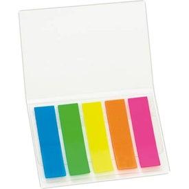 Logo Mylar Flag Booklets