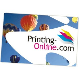 Mylar Flag Booklets with Your Logo
