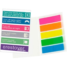 BIC Mylar Flag Booklet (125 Sheets)