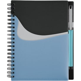 New Wave Black Pocket Buddy Notebook