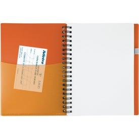 Logo New Wave Pocket Buddy Notebook