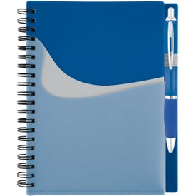 Printed New Wave Pocket Buddy Notebook