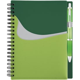 New Wave Pocket Buddy Notebook Giveaways
