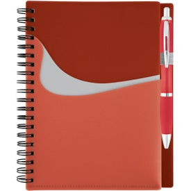 New Wave Pocket Buddy Notebook for your School
