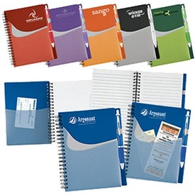 New Wave Pocket Buddy Notebook (70 Sheets)