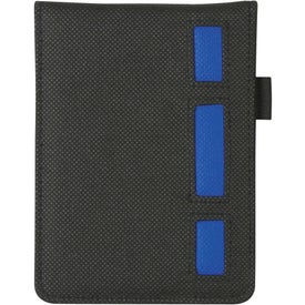 Non-Woven Ribbon Jotter Giveaways