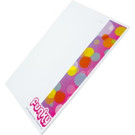 Branded Non-Adhesive Scratch Pad