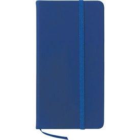 """Custom 3 1/2"""" X 6 1/2"""" Journal Notebook"""