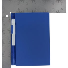 "4"" x 6"" Notebook With Pen for Your Church"