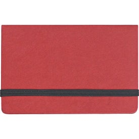 Company Sticky Notes And Flags In Pocket Case