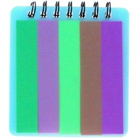 Paper Flag Notebook Giveaways