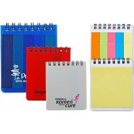 Custom Paper Flag Notebook