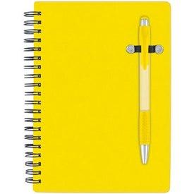 Customized Pen-Buddy Notebook
