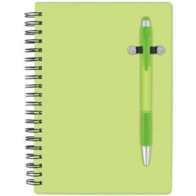 Pen-Buddy Notebook Branded with Your Logo