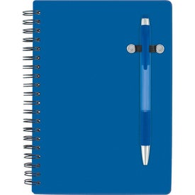 Pen-Buddy Notebook Giveaways