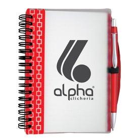 Pen Pal Nexus Design Notebook Giveaways