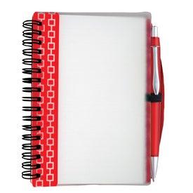 Customized Pen Pal Nexus Design Notebook