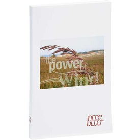 Perfect Bound Semi-Custom JournalBook for Your Organization
