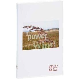 Perfect Bound Semi-Custom JournalBook for Your Organization