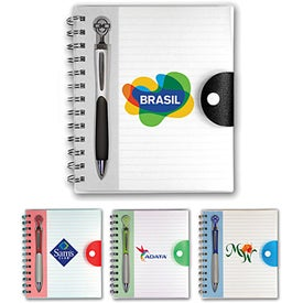 Promotional Pick-A-Pen Notebook