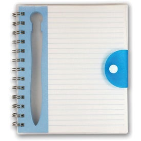 Customized Pick-A-Pen Notebook
