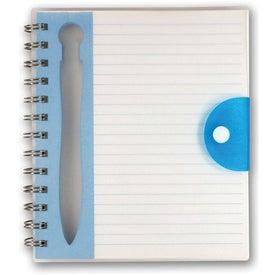 Customized Pick-A-Pen Notebook
